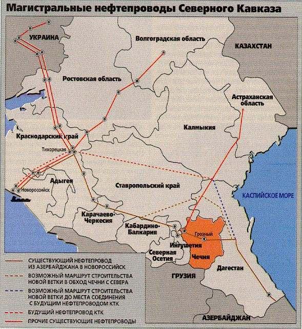 Oil And The Battle For Chechnya - NATO's Secret Islamic Jihad